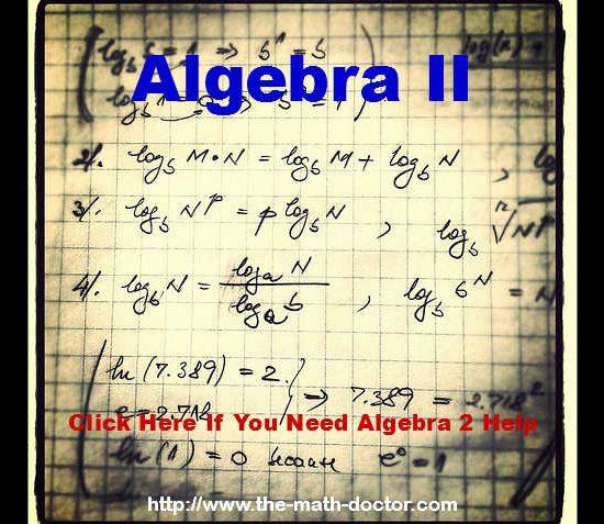 Algebra II Meme
